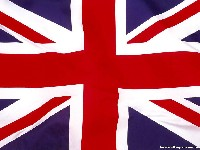 В виде флагов различных стран мира