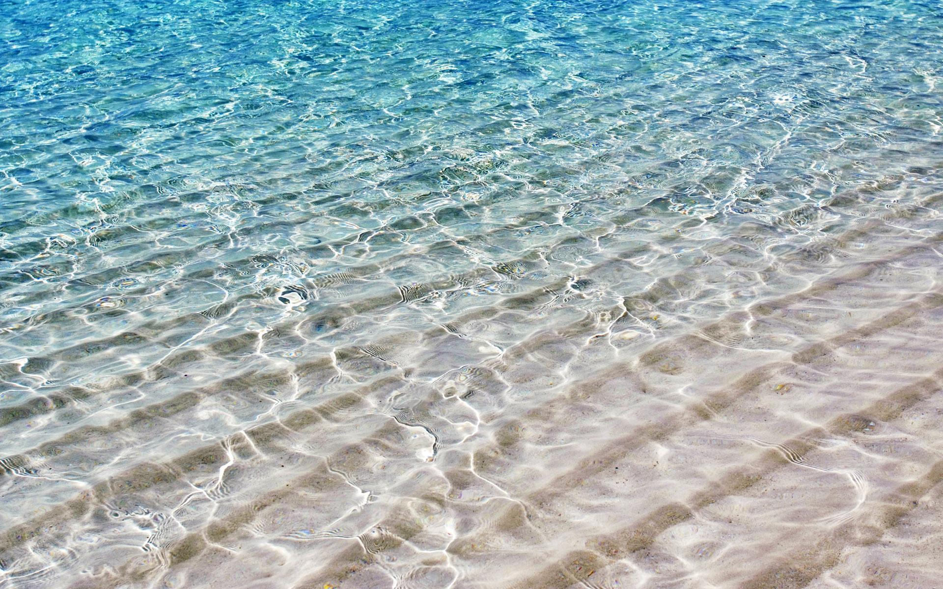 обои для рабочего стола морской песок № 833533  скачать