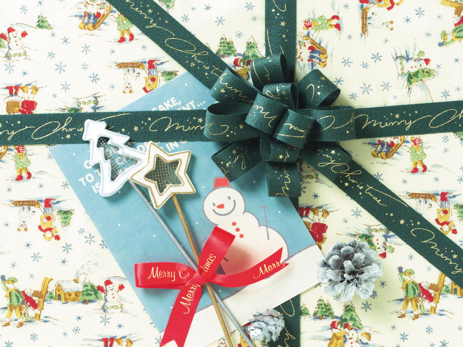 Новогодние открытки и сувениры своими руками